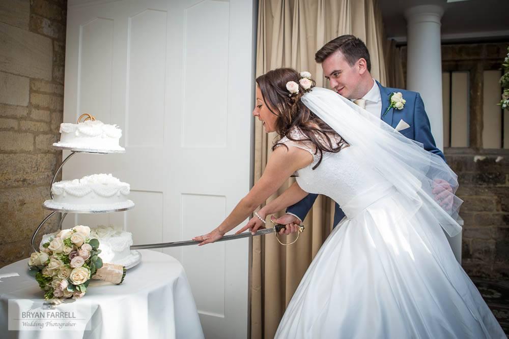 Ellenborough Park wedding 122 1