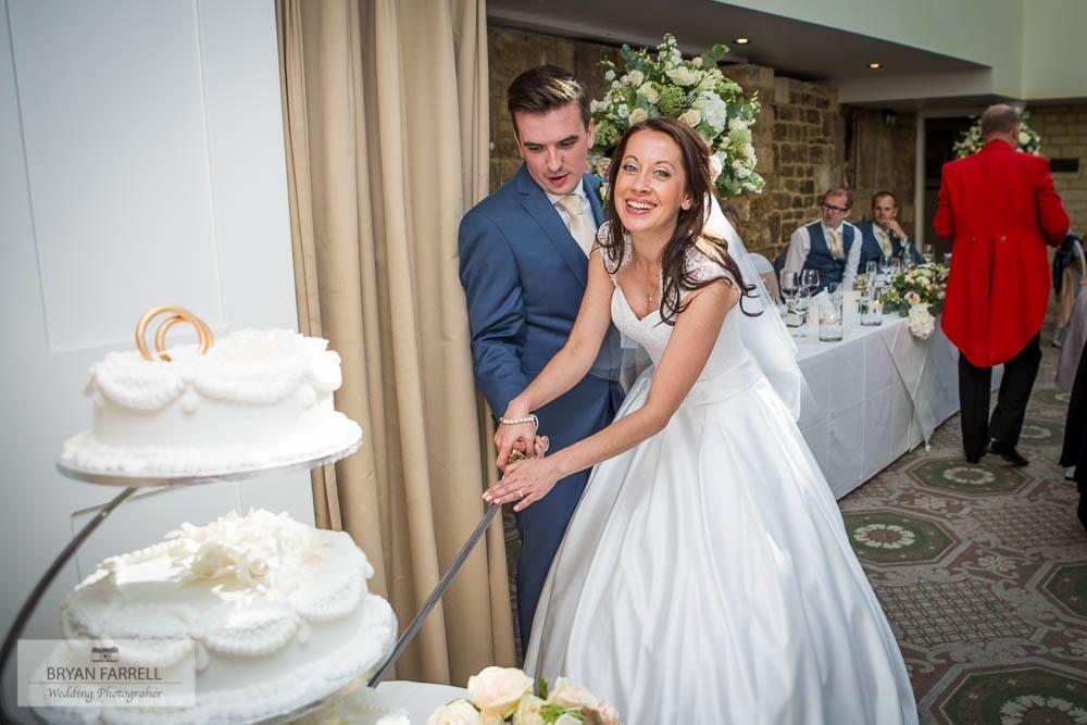 Ellenborough Park wedding 123 1