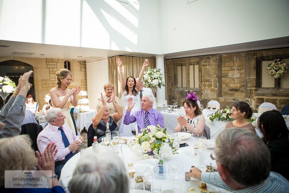 Ellenborough Park wedding 124 1