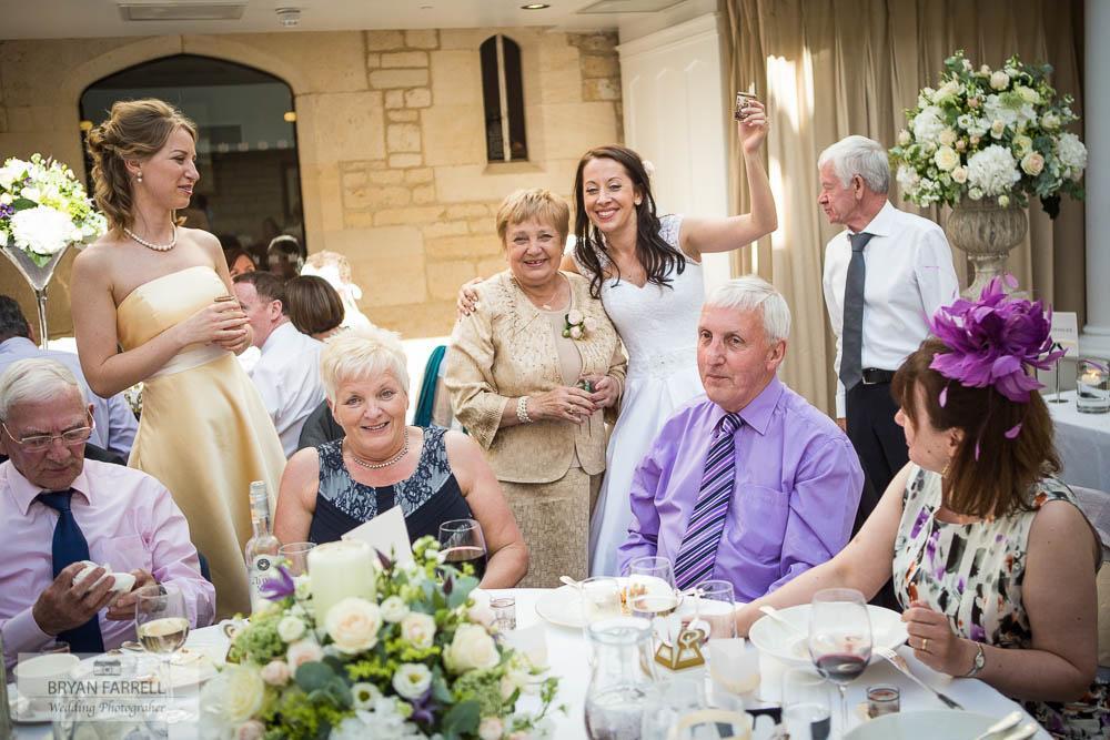 Ellenborough Park wedding 125 1