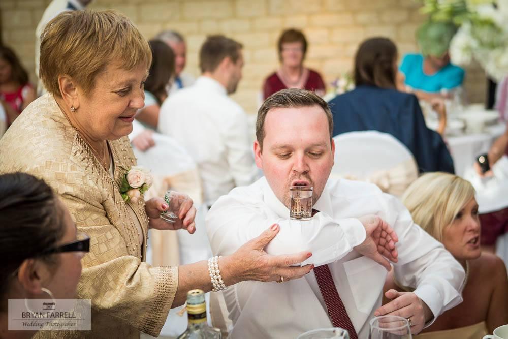 Ellenborough Park wedding 136 1