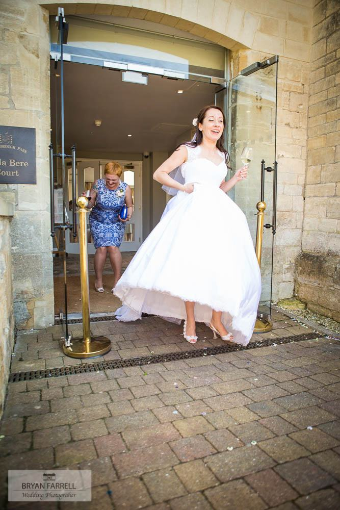 Ellenborough Park wedding 141 1