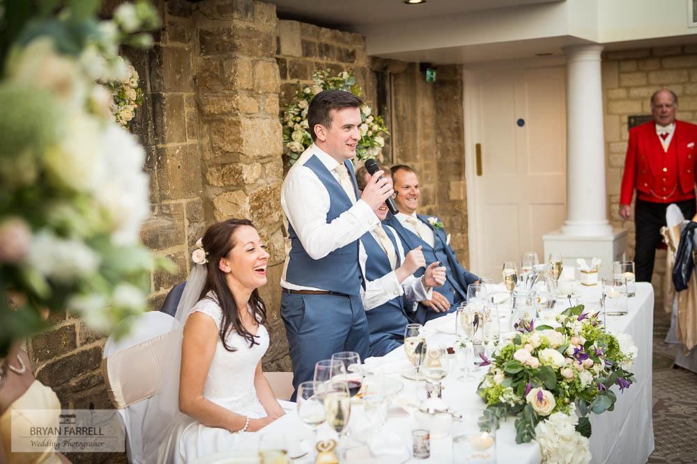 Ellenborough Park wedding 143 1