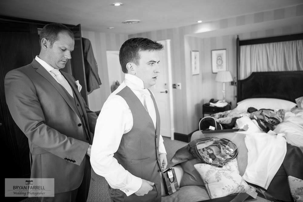 Ellenborough Park wedding 16 2