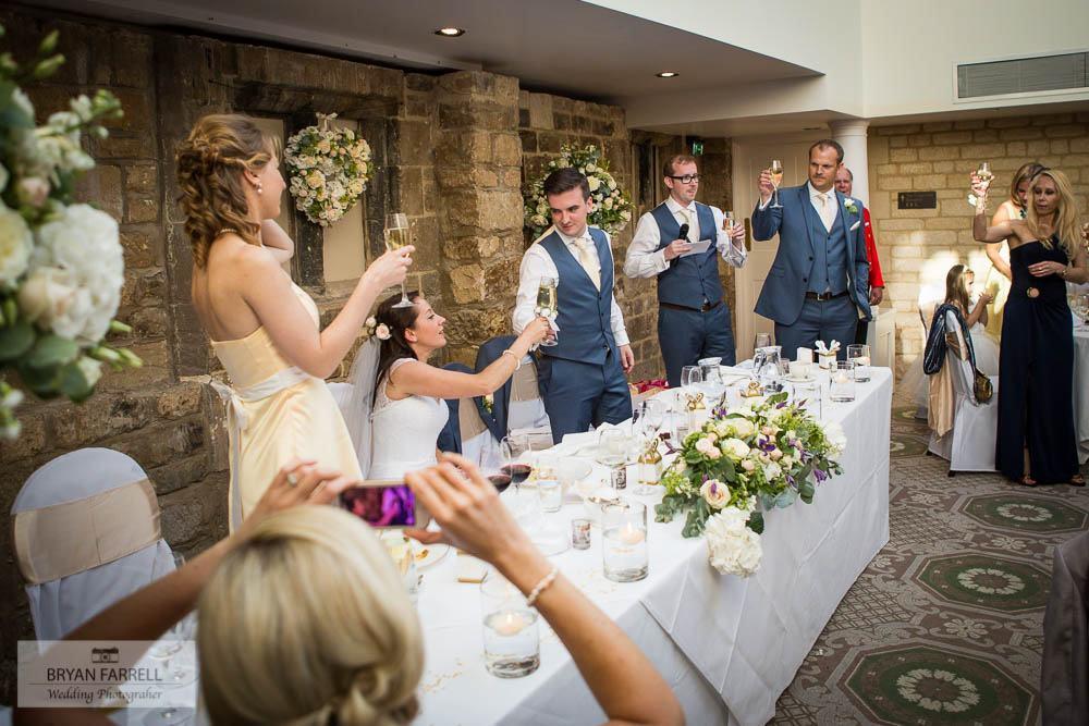 Ellenborough Park wedding 164