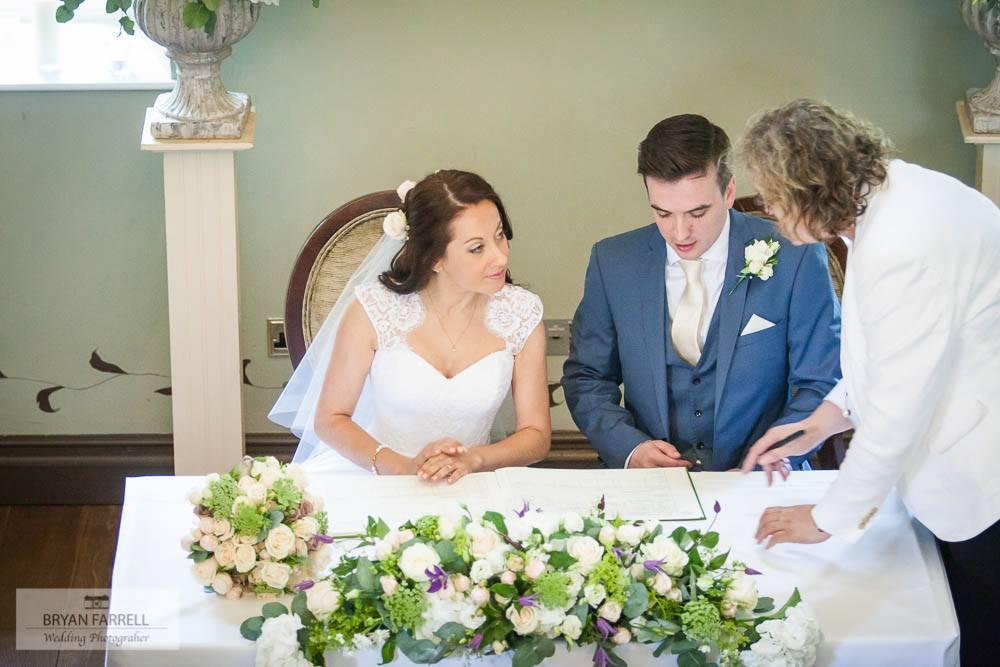 Ellenborough Park wedding 56 2