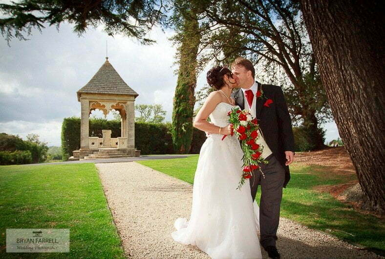 Ellenborough Park Hotel wedding – AA.