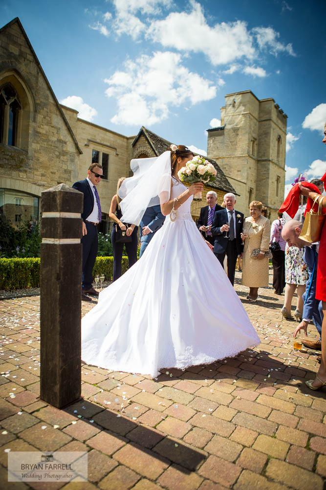 Ellenborough Park wedding 80 1
