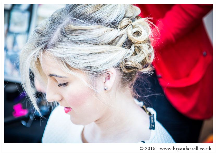 Fancy hair ups by Becca 11