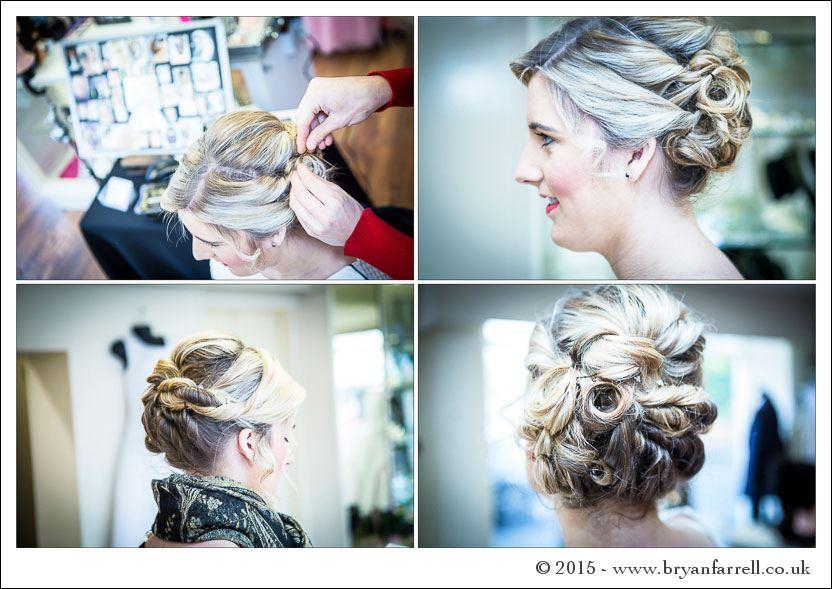 Fancy hair ups by Becca 16