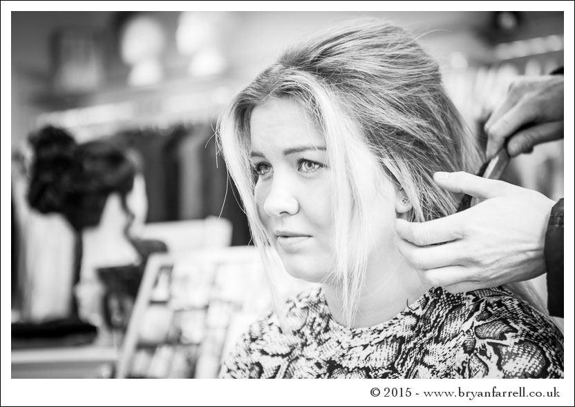 Fancy hair ups by Becca 21