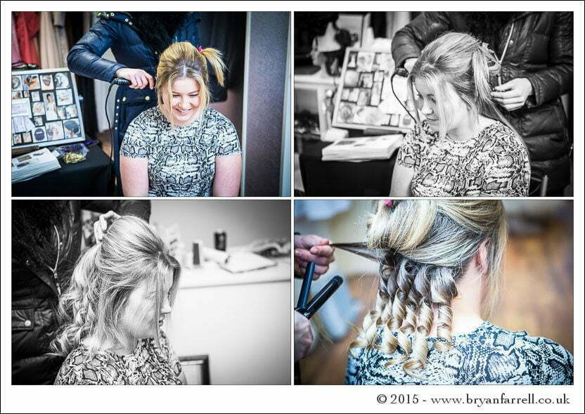 Fancy hair ups by Becca 22