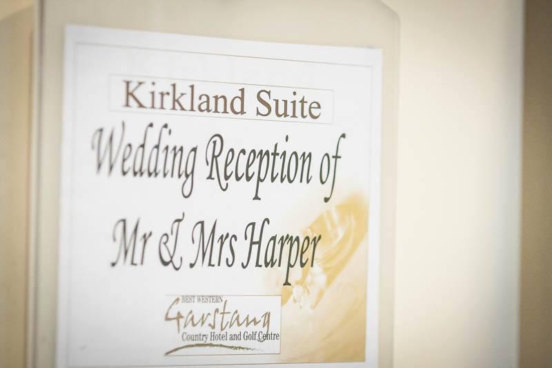 Garstang Country Hotel Wedding 1