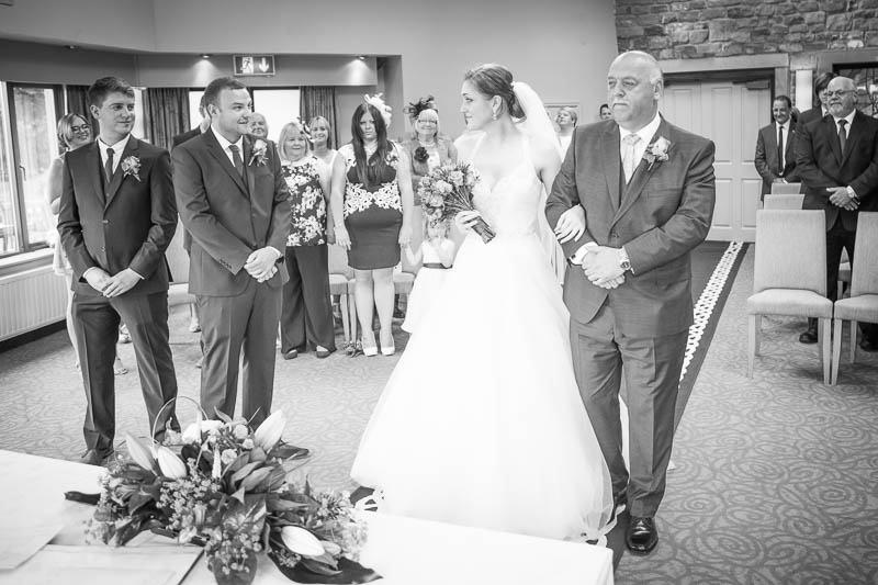 Garstang Country Hotel Wedding 17