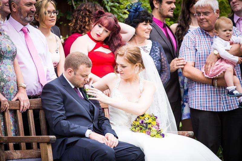 Garstang Country Hotel Wedding 48