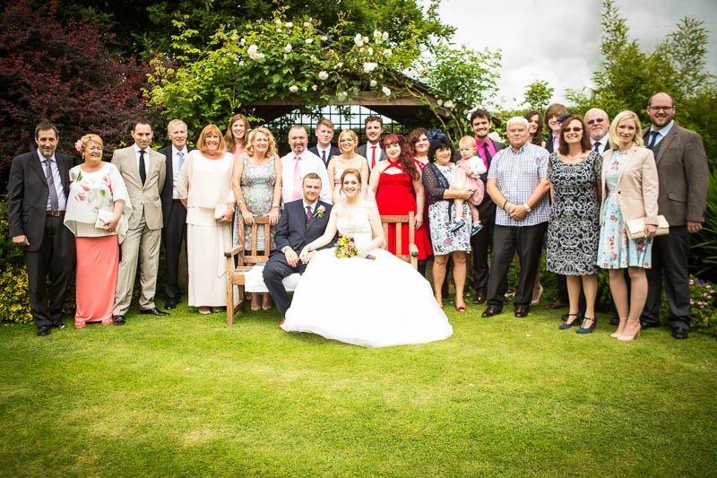 Garstang Country Hotel Wedding 49