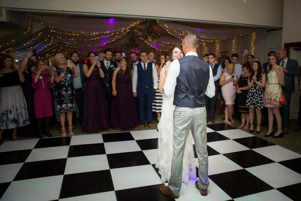 Garstang Country Hotel Wedding LA 139