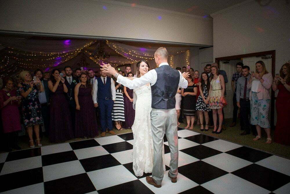 Garstang Country Hotel Wedding LA 140