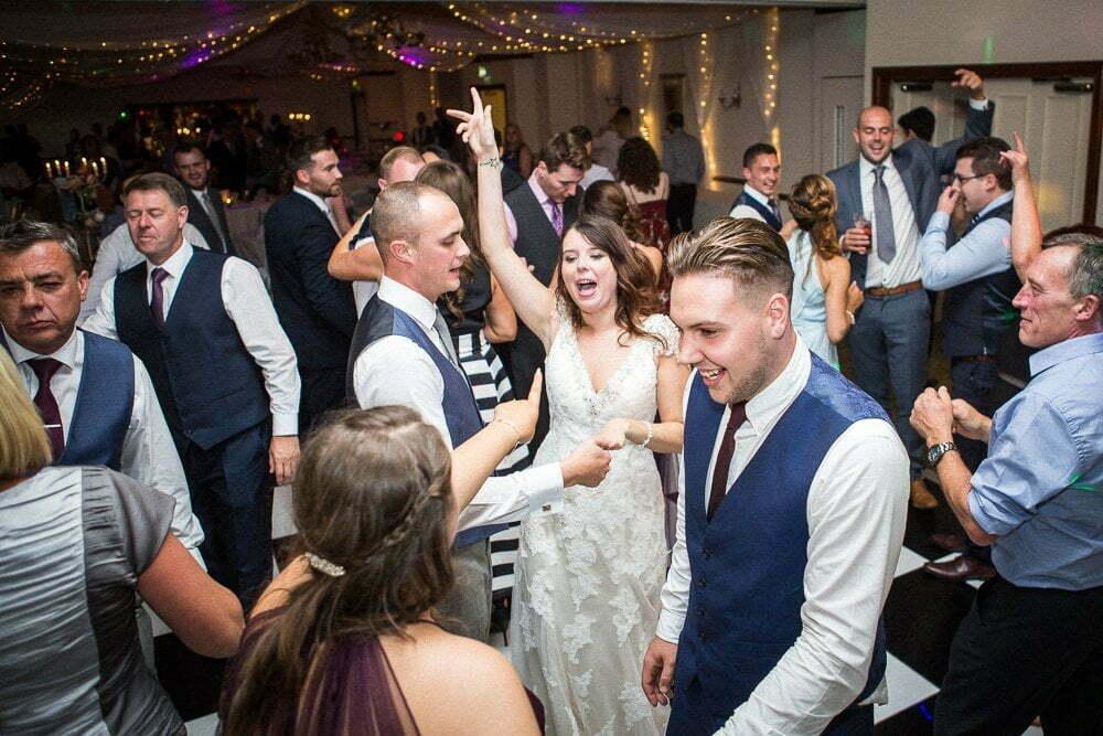 Garstang Country Hotel Wedding LA 144