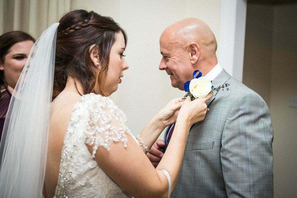 Garstang Country Hotel Wedding LA 33
