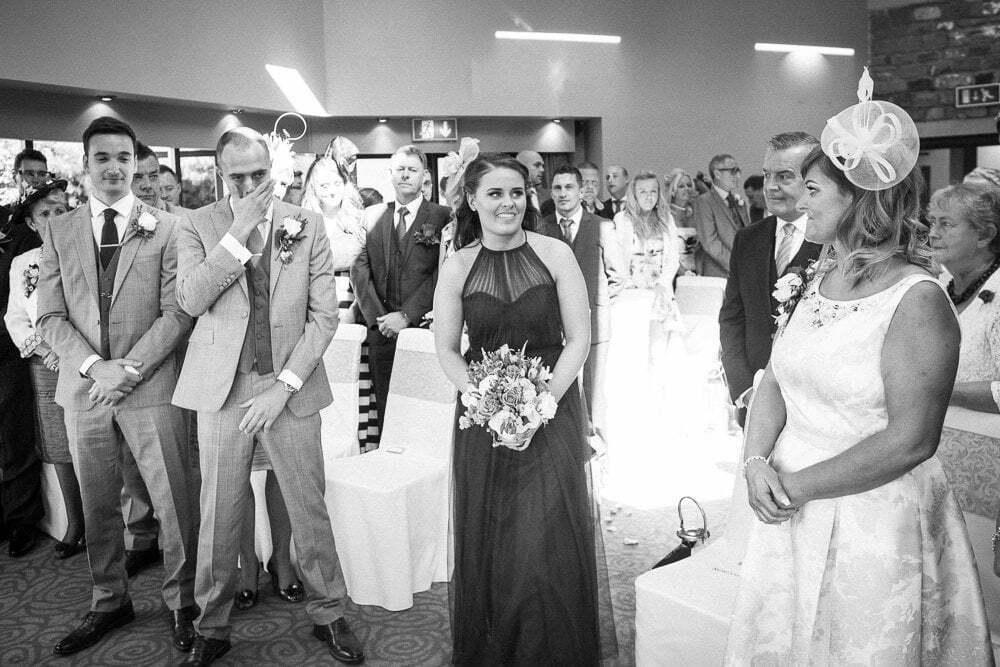 Garstang Country Hotel Wedding LA 49