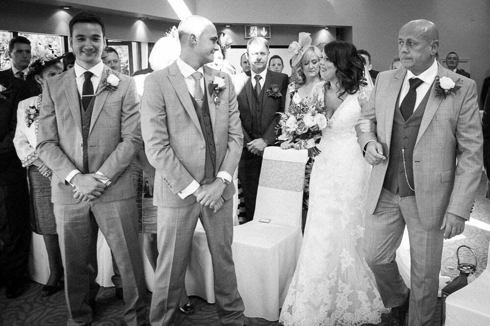 Garstang Country Hotel Wedding LA 51