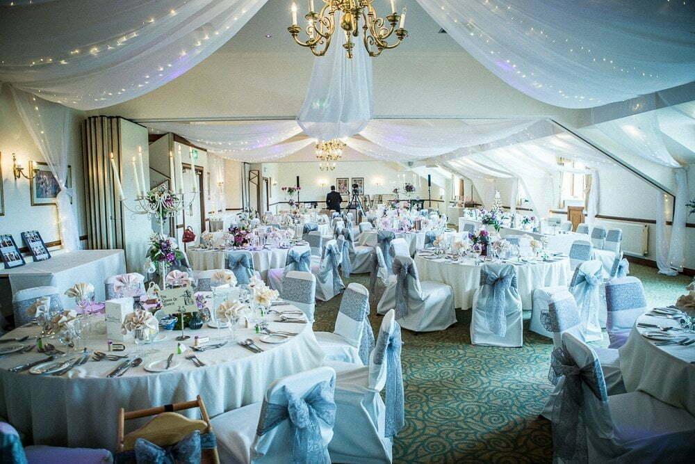 Garstang Country Hotel Wedding LA 74