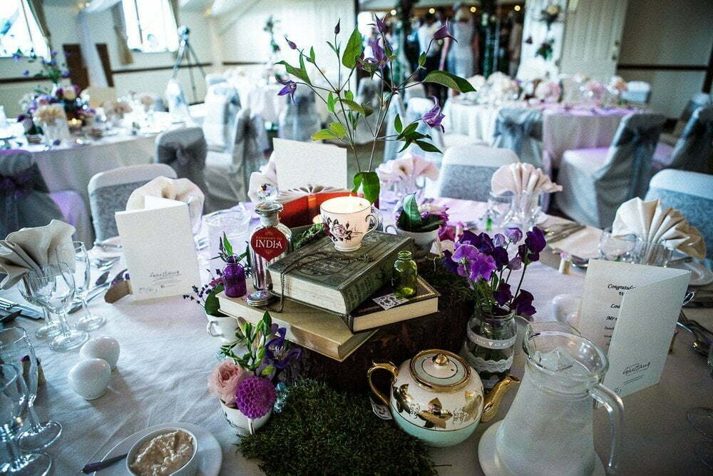 Garstang Country Hotel Wedding LA 83