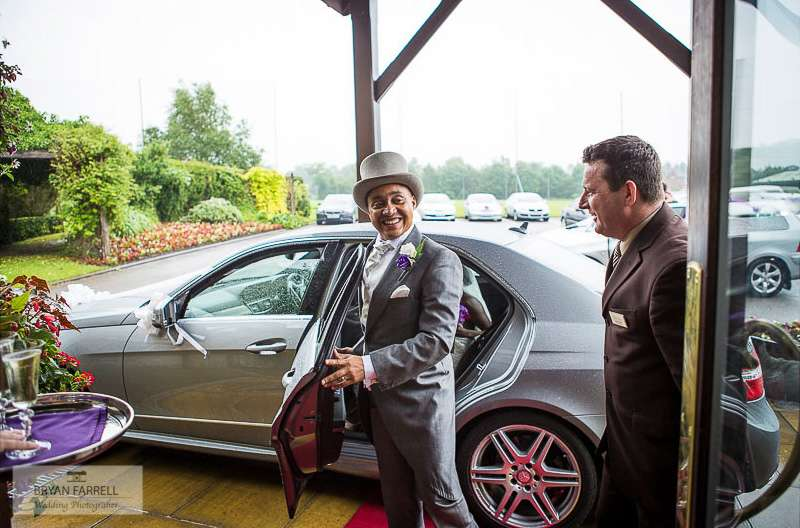 Garstang Golf Club wedding 100