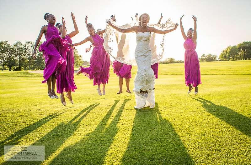 Garstang Golf Club wedding 176
