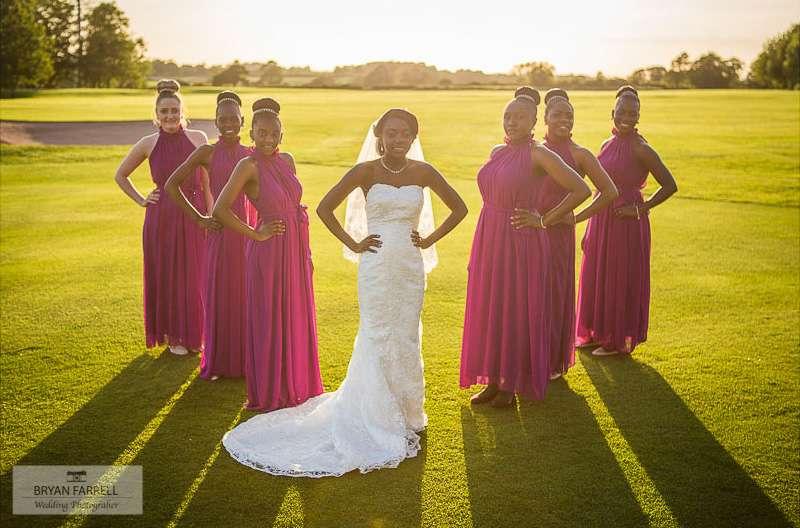 Garstang Golf Club wedding 177