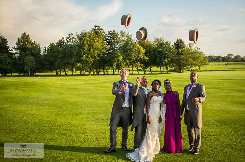 Garstang Golf Club wedding 179