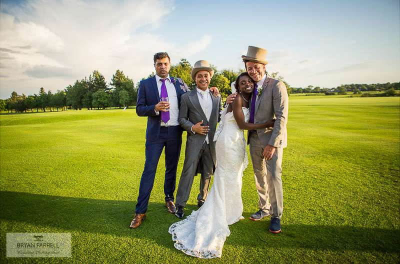 Garstang Golf Club wedding 180