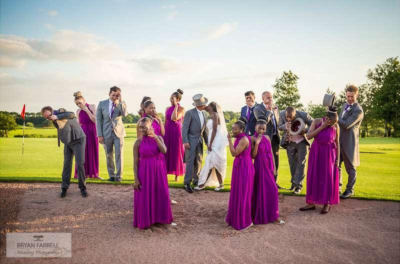 Garstang Golf Club wedding 184