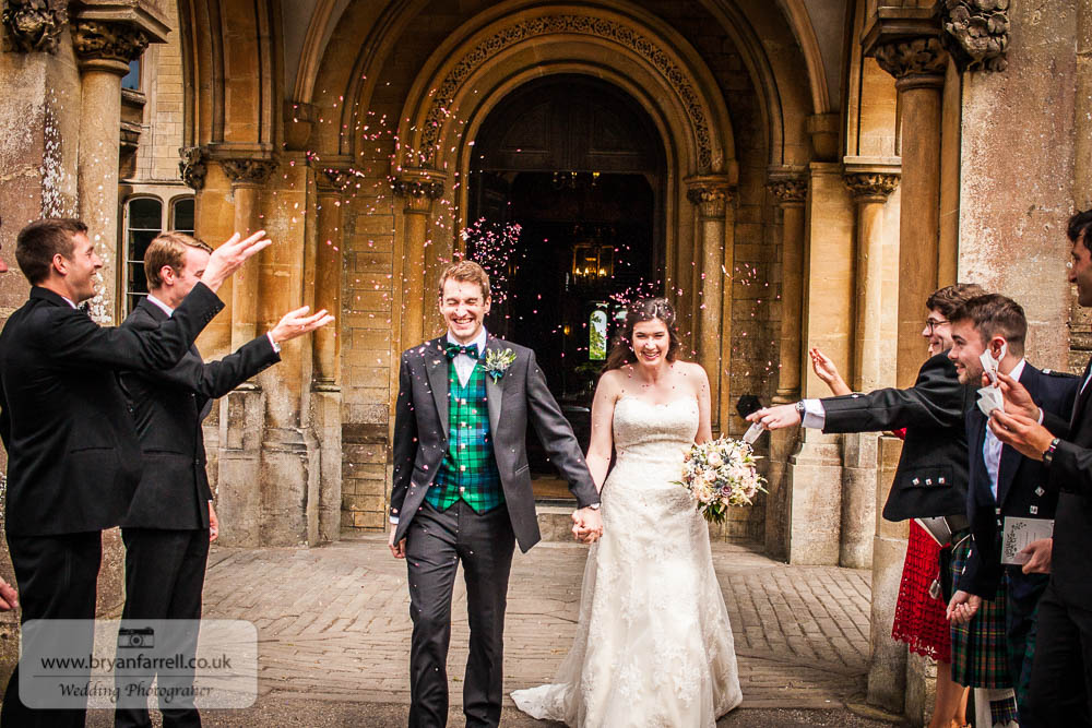 Grittleton House wedding 50