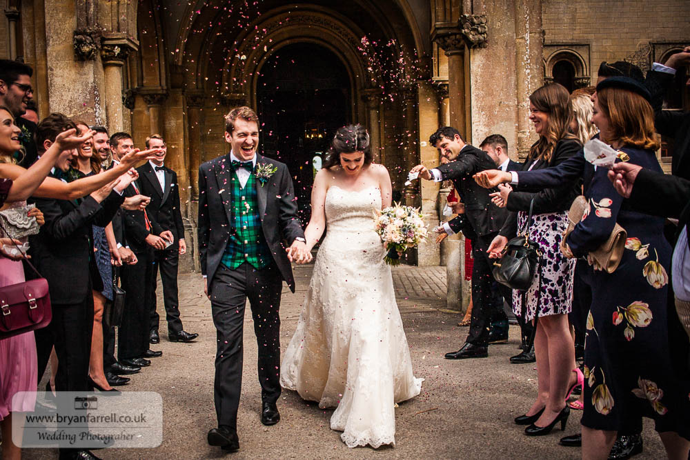 Grittleton House wedding 51