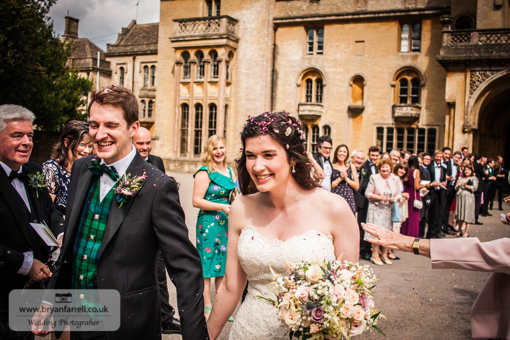 Grittleton House wedding 54