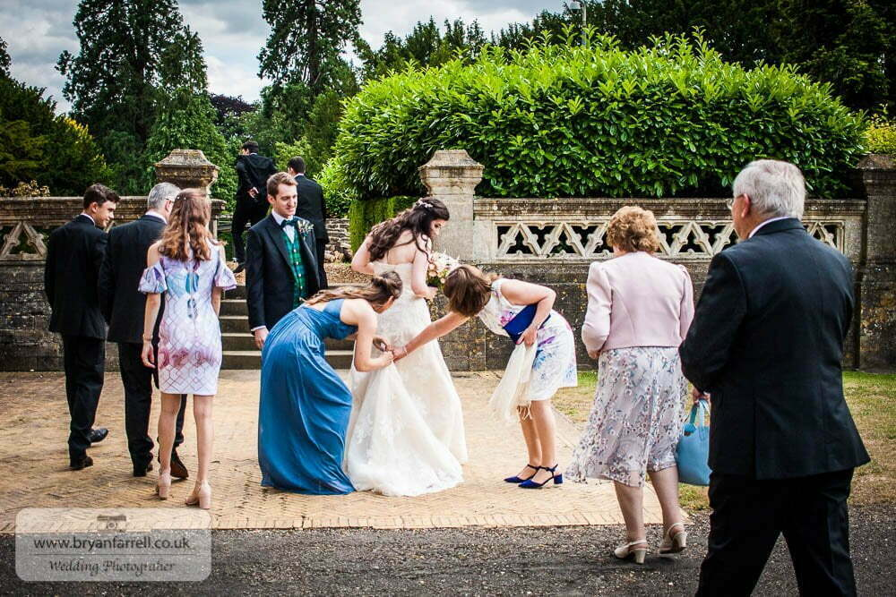 Grittleton House wedding 59