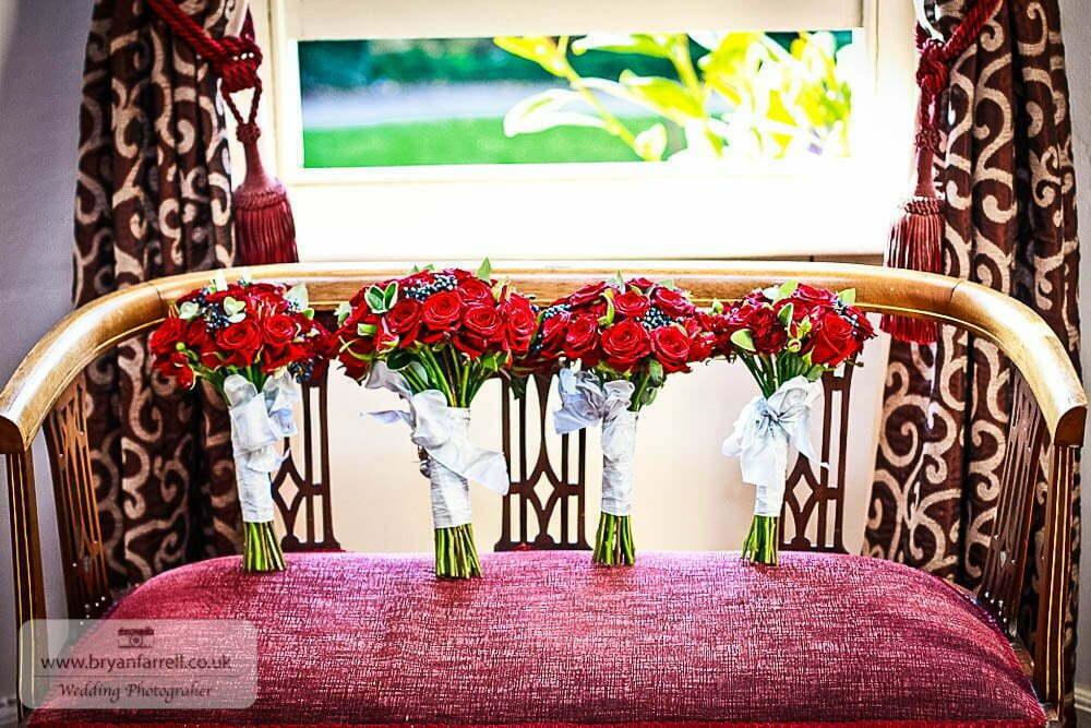 Kingscote Barn Wedding 12
