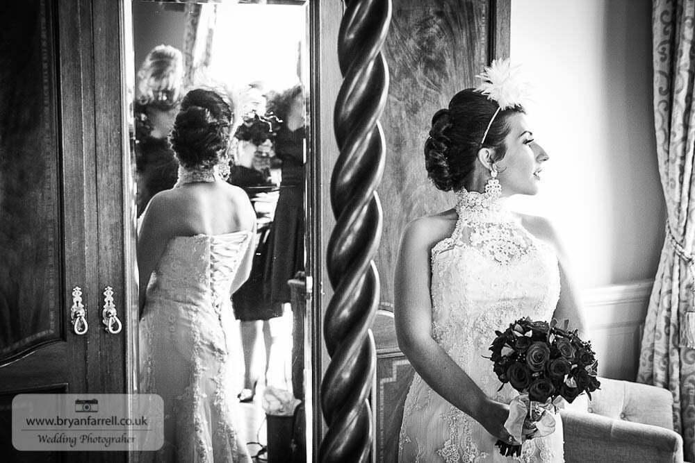Kingscote Barn Wedding 18