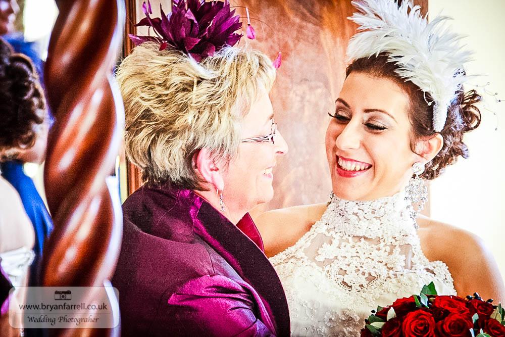 Kingscote Barn Wedding 20