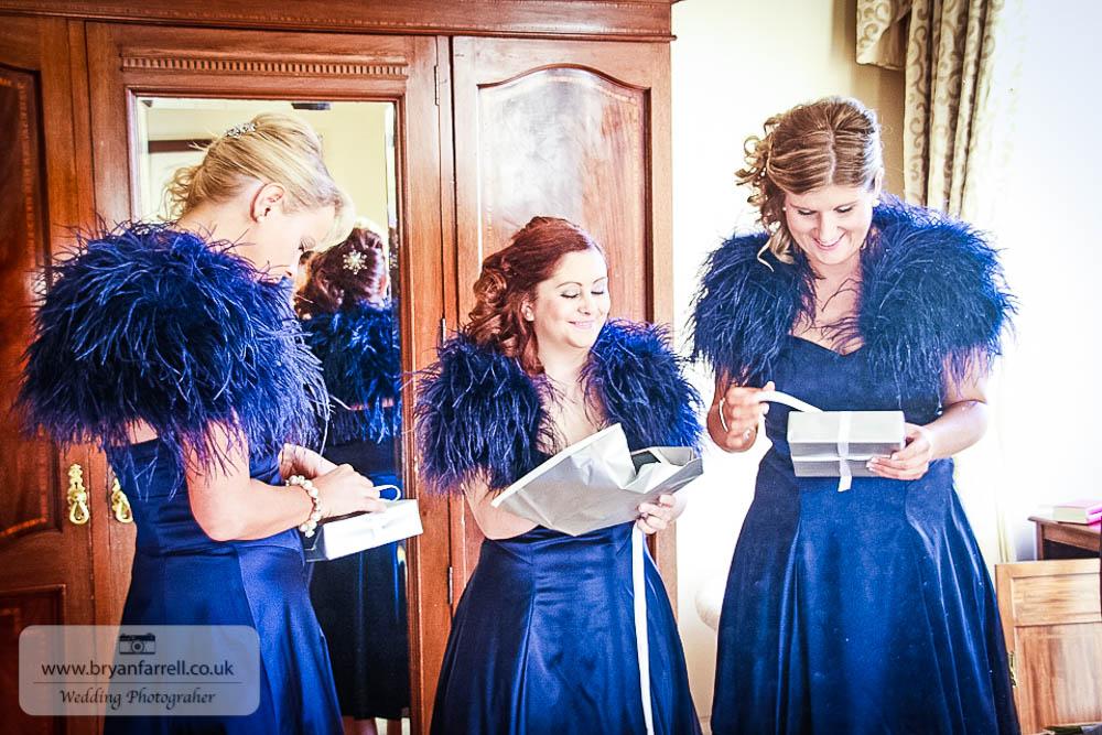 Kingscote Barn Wedding 21