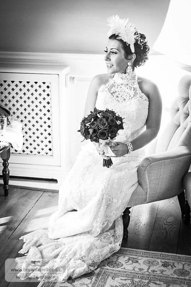 Kingscote Barn Wedding 22