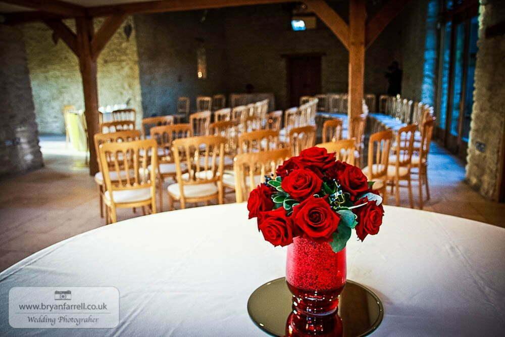 Kingscote Barn Wedding 30