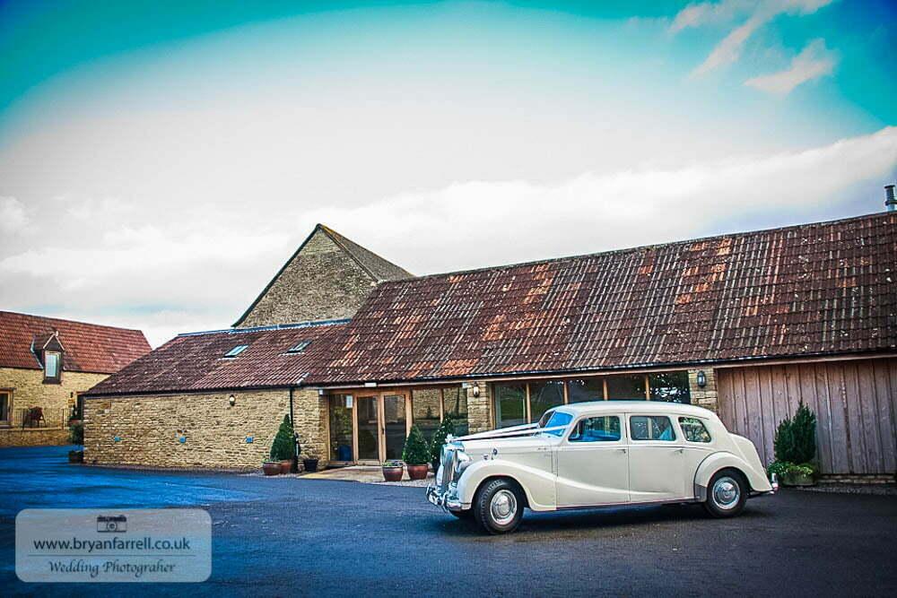 Kingscote Barn Wedding 31