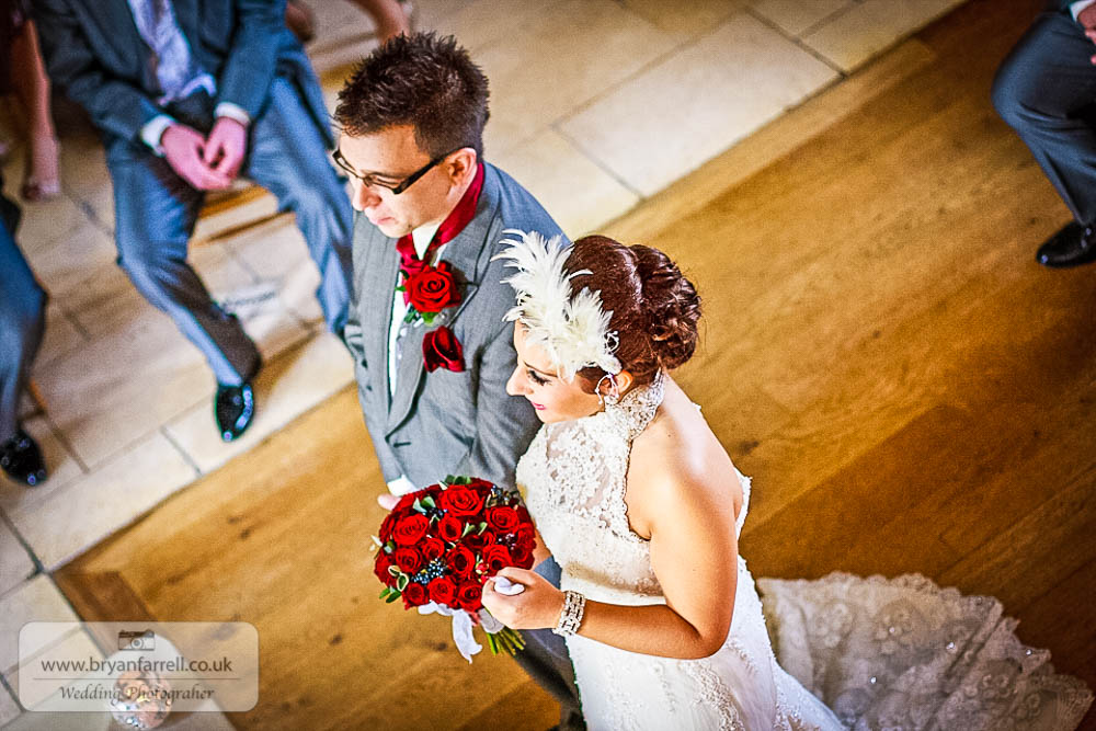 Kingscote Barn Wedding 36