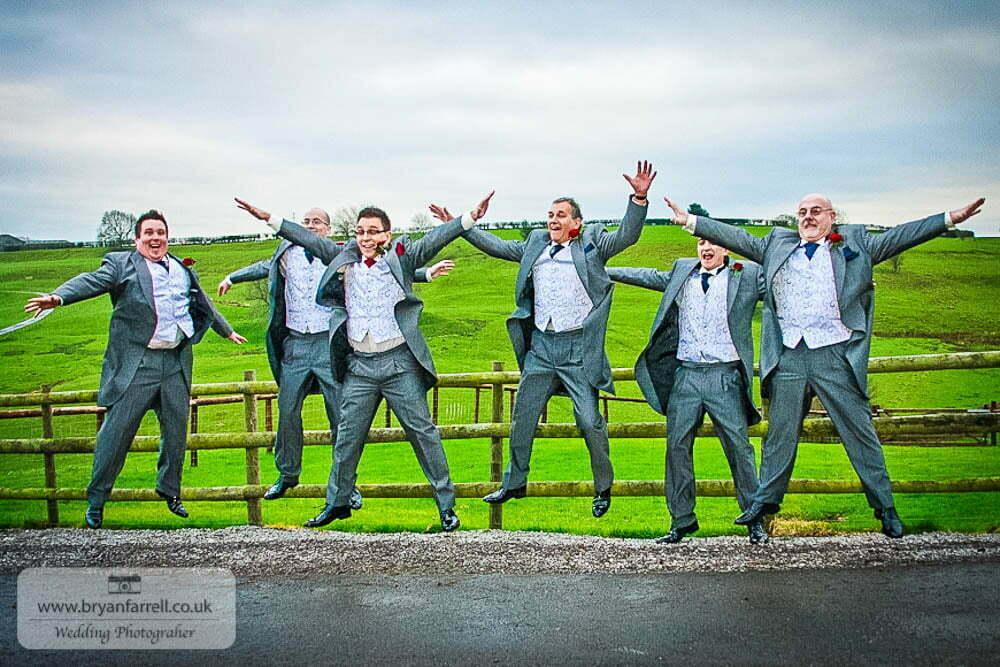 Kingscote Barn Wedding 50