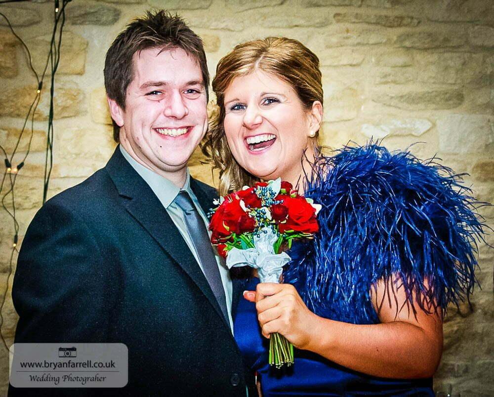 Kingscote Barn Wedding 51