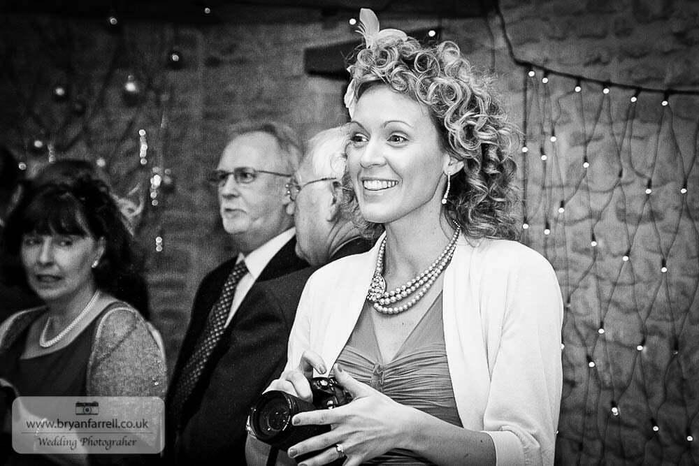 Kingscote Barn Wedding 55
