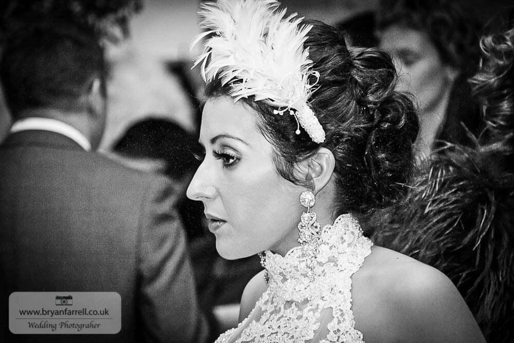Kingscote Barn Wedding 56